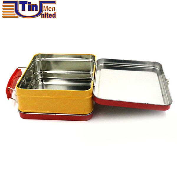 Lunch Tin & Handle Tins